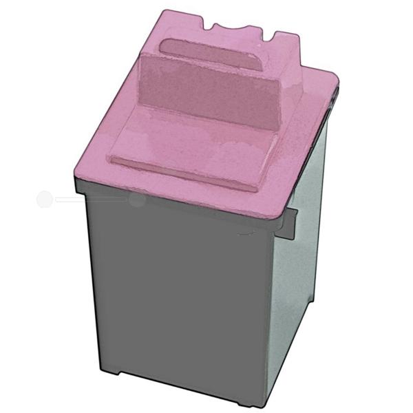 REF1985 Refill Tinte Color für Lexmark / 12A1985 /Nr. 85 / 38ml
