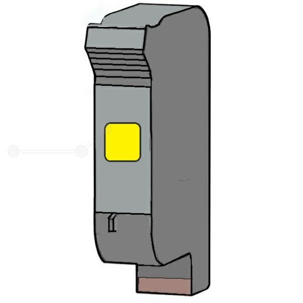 REF40Y Refill Tinte Yellow für HP / 51640Y / 42ml