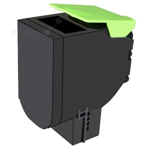 TONCX310 // Black // Toner f. Lexmark CX 310 / 410 / 80C2SKO / 2.500 Seiten