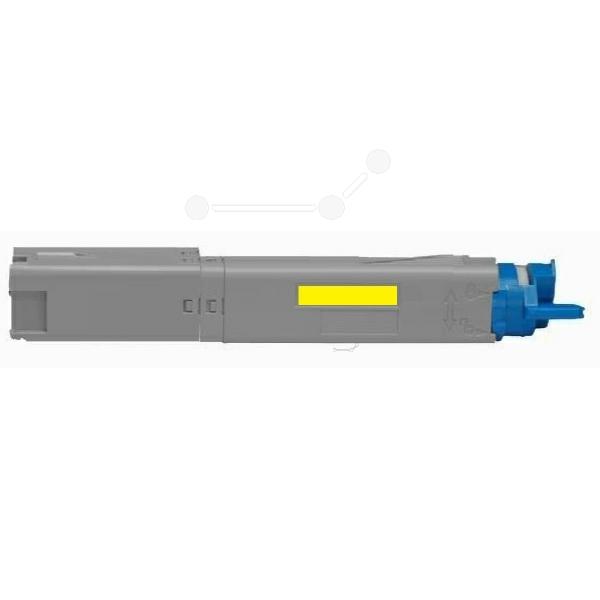 TONC3300 Alternativ Toner Yellow für OKI / 43459329 / 2.500 Seiten