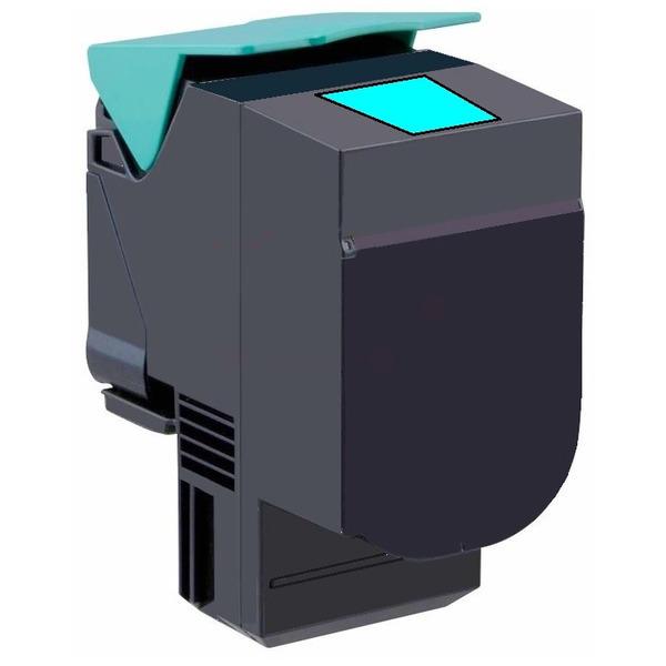 TONC544 Alternativ Toner Cyan für Lexmark  / X544 / 4.000 Seiten