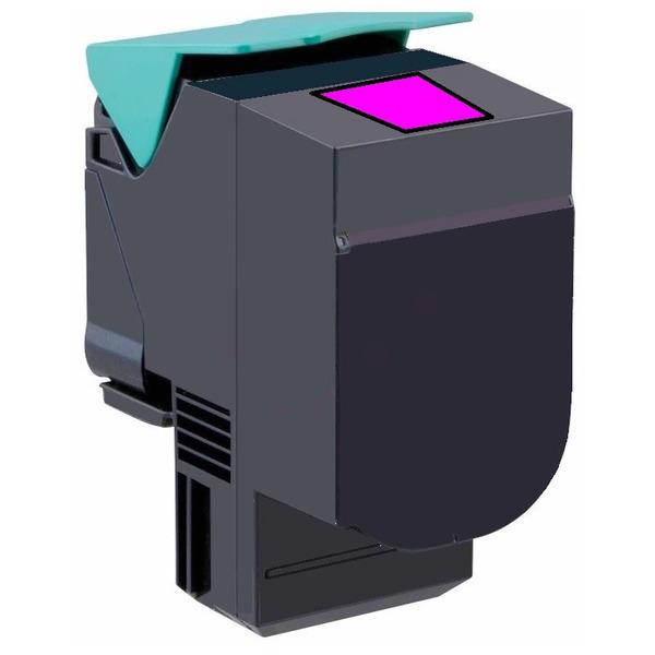 TONC544 Alternativ Toner Magenta für Lexmark / X544 / 4.000 Seiten