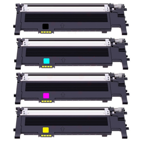 TONCLP360 Alternativ Toner Rainbowkit für Samsung  / CLTP406C/ELS / 1.500 Seiten