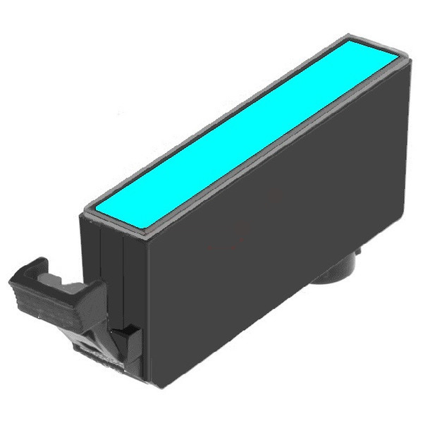 CLI526C Alternativ Seestern Tinte Cyan für Can / 4541B001 / 8,4ml / mit Chip