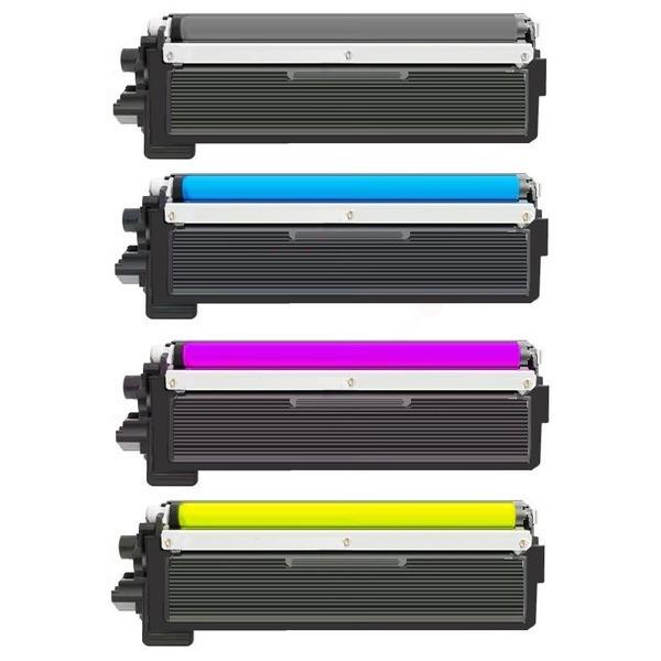 TONTN230KIT Alternativ Toner Rainbowkit für Brothe / TN230/ BKx2.200 Seiten/(CMY)je x1.400 Seiten