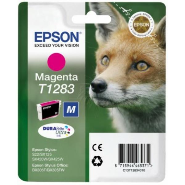 T1283 // C13T12834012 // Magenta // original // Ti / C13T12834011 // C13T12834012 / 3,5 ml