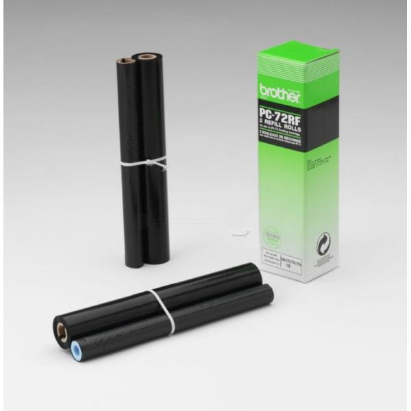 PC72RF // Black // original // Thermotransferrolle / PC72RF