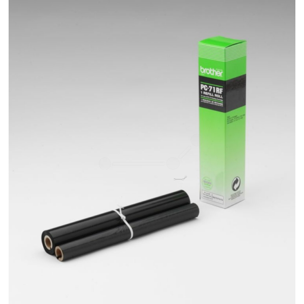 PC71RF // Black // original // Thermotransferrolle / PC71RF