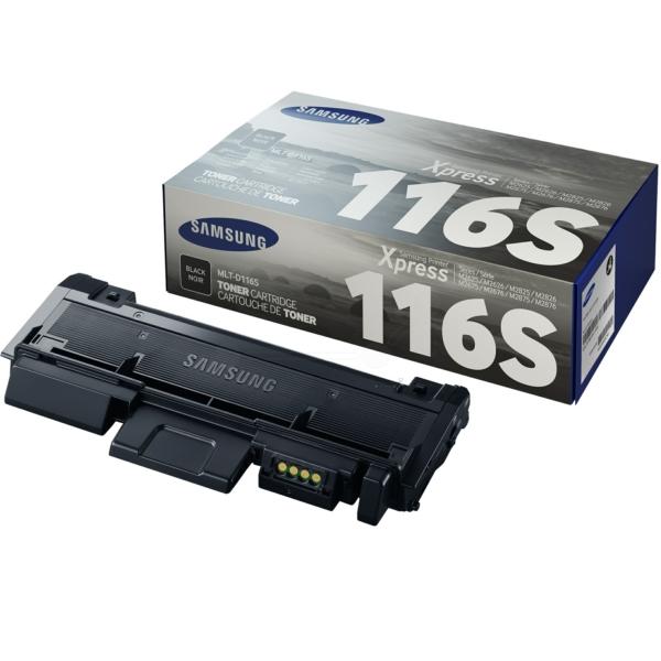 MLTD116S/ELS Original Toner Black für Samsung / MLTD116S/SU840A/ELS / 1.200 Seiten