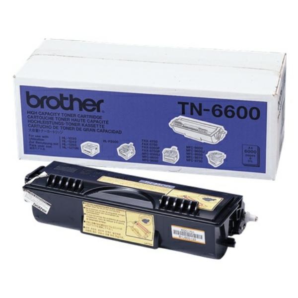 TN6600 Original Toner Black für Brother HL / TN6600/6.000 Seiten