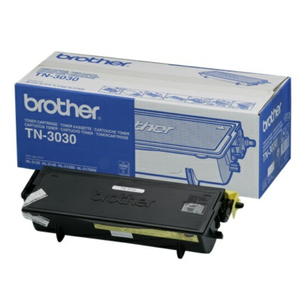 TN3030 // Black // original // Toner f. Brother HL / TN3030 / 3.500 Seiten