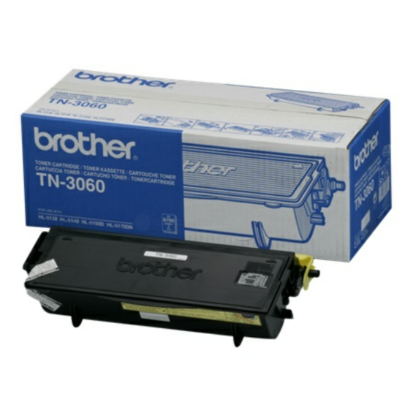 TN3060 // Black // original // Toner f. Brother HL / TN3060 / 6.700 Seiten