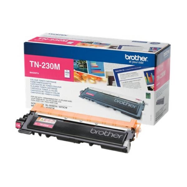 TN230M Original Toner Magenta für Brother / TN230M / 1.400 Seiten