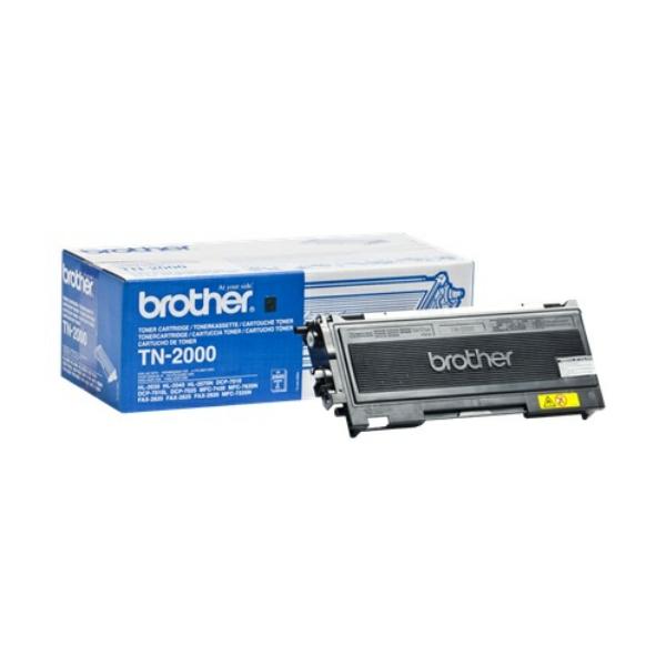 TN2000 Original Toner für Brother H / TN2000 / 2.500 Seiten