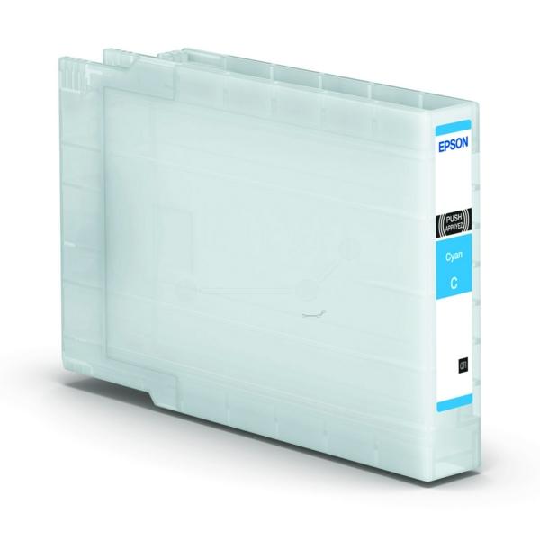 C13T908240 // Cyan XL // Tinte für Epson WF6090DW / C13T908240 // 39 ml