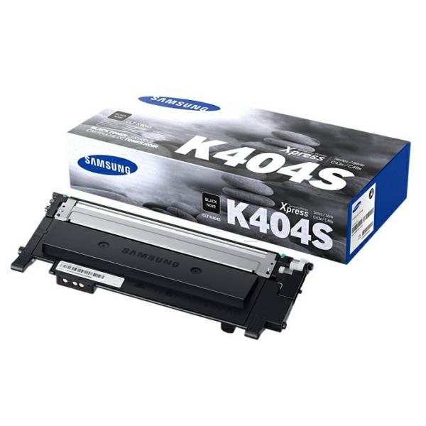 CLP430K/CLTK404S/ELS Original Toner Black für Sa / CLTK404S/SU100A/ELS / 1.500 Seiten