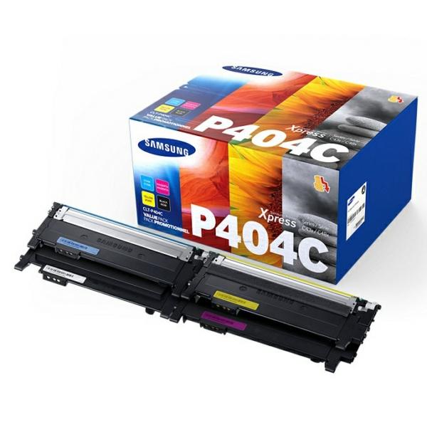 CLTP404C/ELS  Original Rainbowkit(BkCYM)  / CLTP404CELS/SU365A/Bk 1.500 S/cmy je 1.000 S