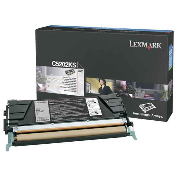 C5202KS LEXMARK C530 TONER BLACK / C5202KS