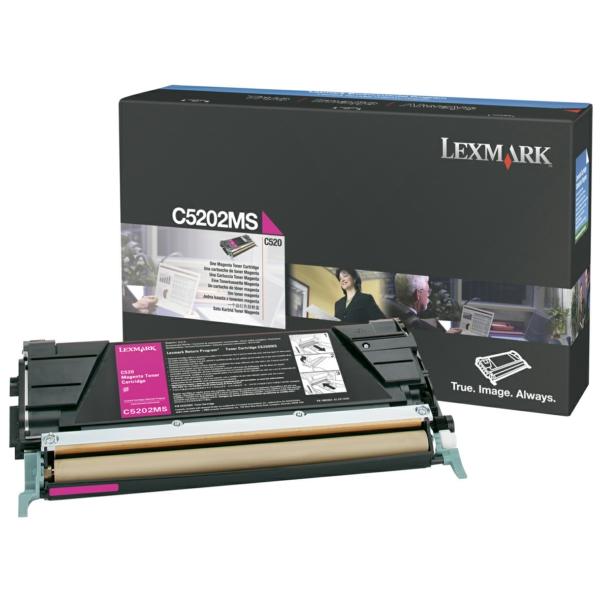 C5202MS LEXMARK C530 TONER MAGENTA / C5202MS