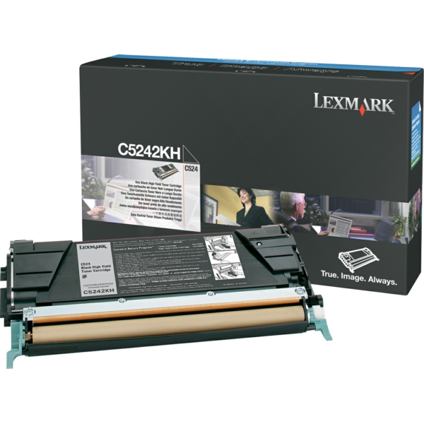 C5242KH LEXMARK C524 TONER BLACK / C5242KH
