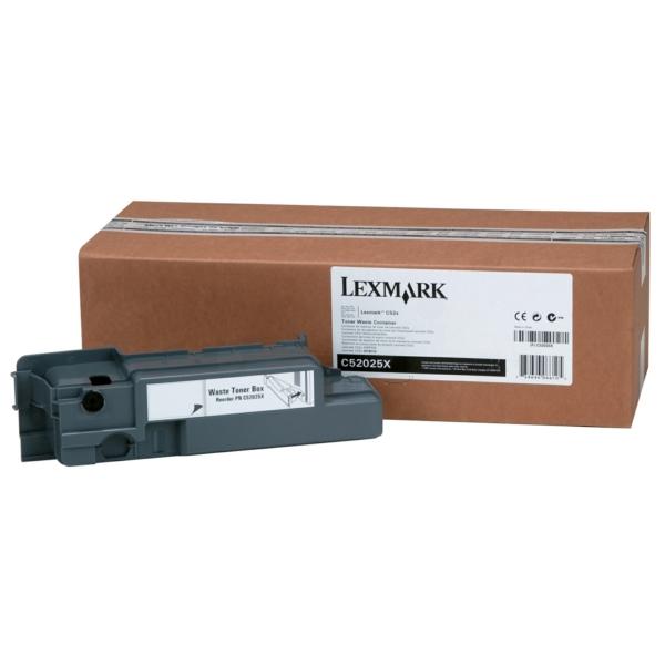 C52025X // original // Resttonerbehälter f. LEXMAR / C52025X / 30.000 Seiten