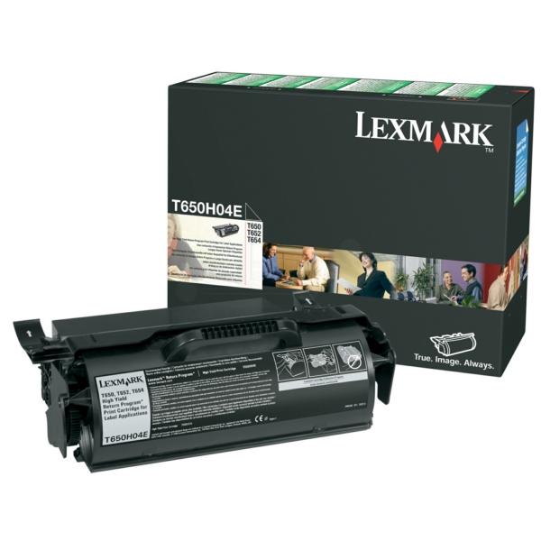 T650H04E // Black // für Etikettendruck // origina / T650H04E / 25.000 Seiten