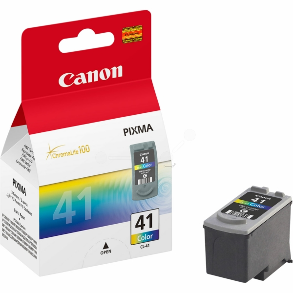 0617B001 / CL41 Original Tinte Color für Canon / 0617B001 / 12 ml