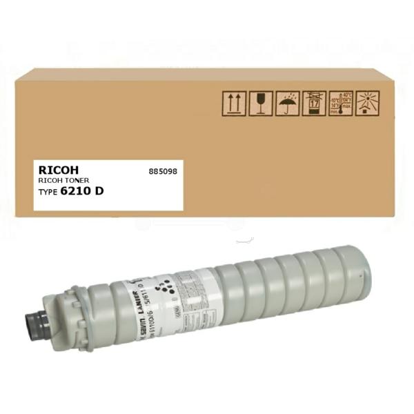 Typ 6210D Toner f. Ricoh Aficio 1060/1075/MP5500 / 885098 // 842116 / TYPE6210D / 43.000 Seiten