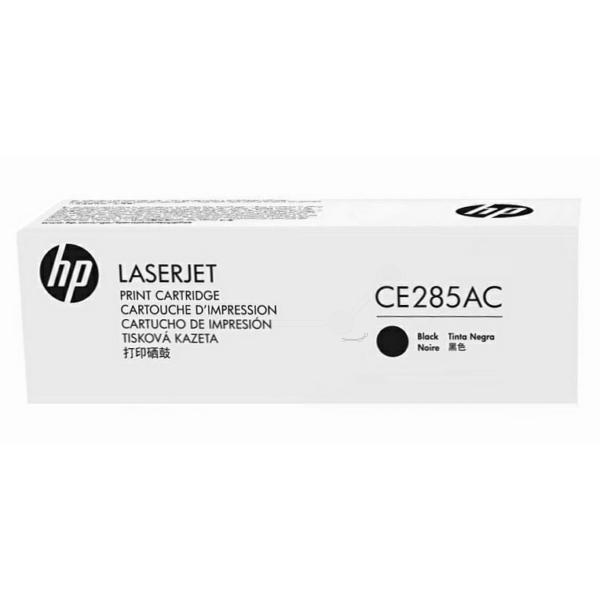 CE285AC Original Contract Toner Black für HP / CE285AC / LJ Professional M1100 / 1.600 Seiten