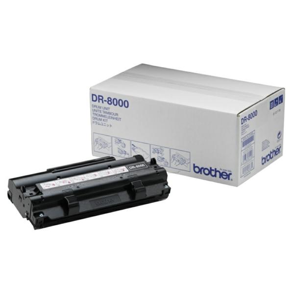 DR8000 // original // Trommel f. Brother 8070 / MF / DR8000 / 8.000 Seiten