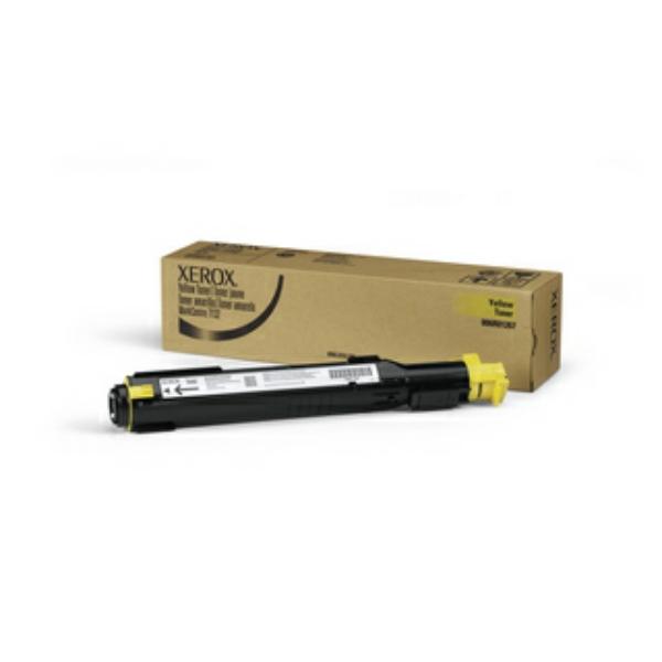 006R01263 // Yellow // original // Toner f. Xerox / 006R01263 / 8.000 Seiten