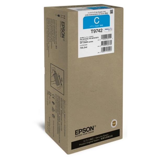 C13T974200 EPSON WFC869R TINTE CYAN EHC / C13T974200