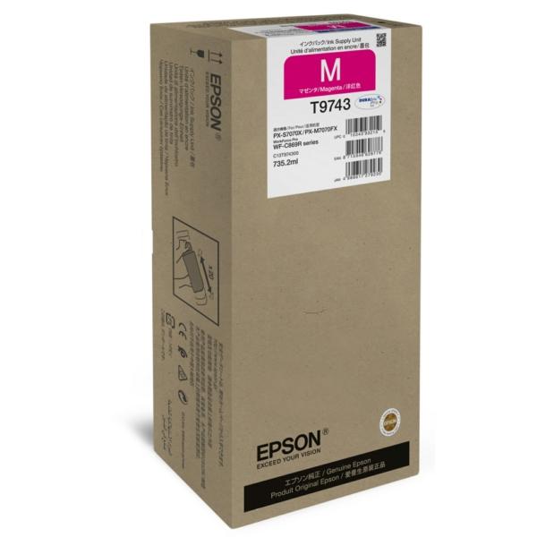 C13T974300 EPSON WFC869R TINTE MAG EHC / C13T974300