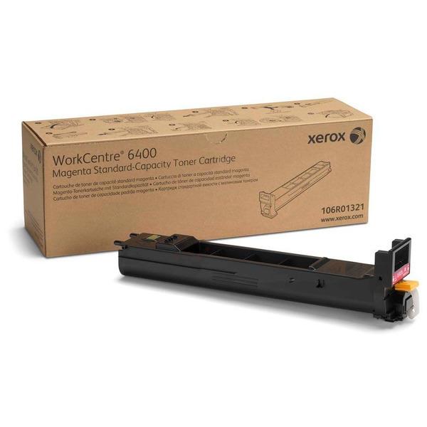 106R01321 // Magenta // original // Toner f. Xerox / 106R01321 / 5.000 Seiten