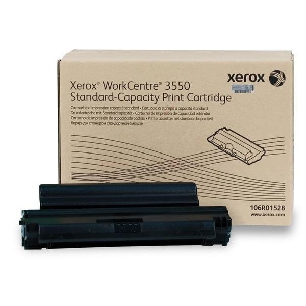 XEROX XRX Toner schwarz für WorkCenter 3550 Standa / 106R01528