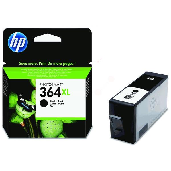 CN684EE / Nr.364XLBK Original Tinte Black für HP / CN684EE /  550 Seiten